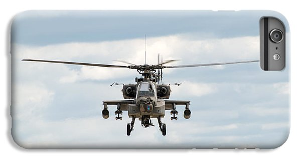 Ah-64 Apache IPhone 6 Plus Case by Sebastian Musial