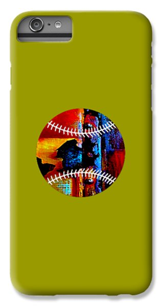 Baseball Collection IPhone 6 Plus Case by Marvin Blaine