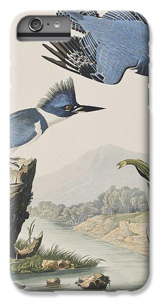 Belted Kingfisher IPhone 6 Plus Case by John James Audubon
