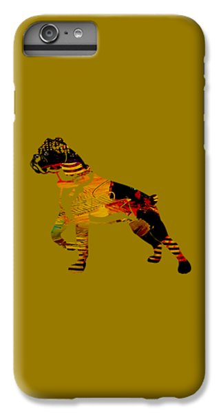 Boxer Collection IPhone 6 Plus Case by Marvin Blaine