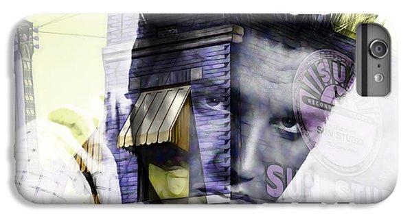 Elvis Presley Sun Studio Collection IPhone 6 Plus Case by Marvin Blaine