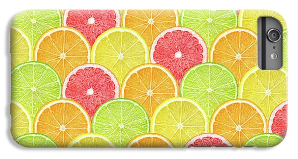 Fresh Fruit  IPhone 6 Plus Case by Mark Ashkenazi