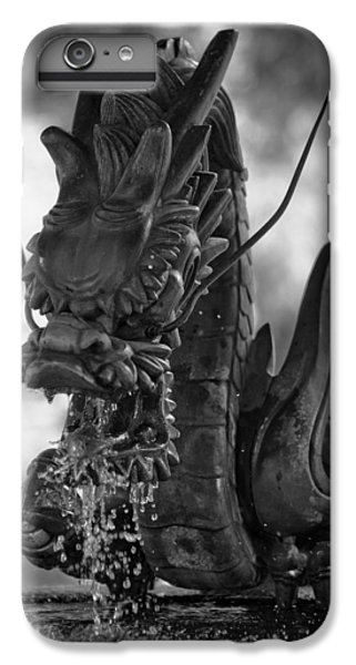 Japanese Water Dragon IPhone 6 Plus Case by Sebastian Musial