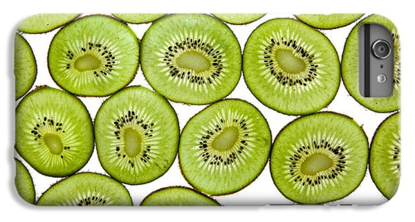 Kiwifruit IPhone 6 Plus Case by Nailia Schwarz
