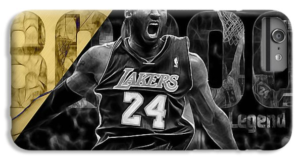 Kobe Bryant Collection IPhone 6 Plus Case by Marvin Blaine