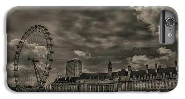 London Eye IPhone 6 Plus Case by Martin Newman