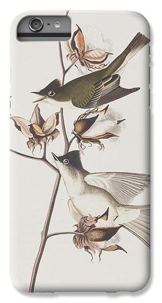 Pewit Flycatcher IPhone 6 Plus Case by John James Audubon