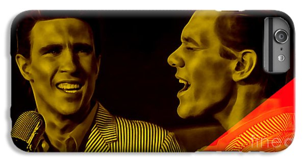 Righteous Brothers Collection IPhone 6 Plus Case by Marvin Blaine