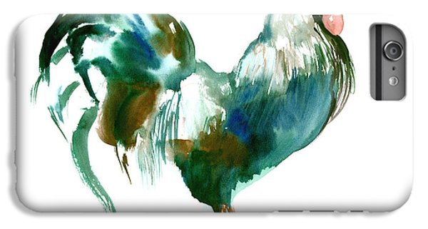 Rooster IPhone 6 Plus Case by Suren Nersisyan