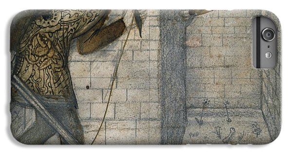 Theseus And The Minotaur In The Labyrinth IPhone 6 Plus Case by Edward Burne-Jones