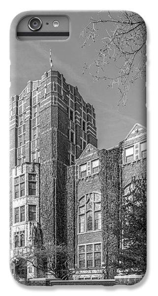 University Of Michigan Union IPhone 6 Plus Case by University Icons