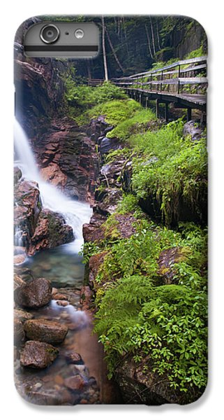 Waterfall  IPhone 6 Plus Case by Sebastian Musial