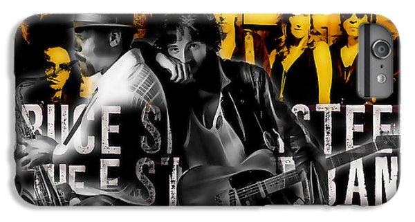 Bruce Springsteen Collection IPhone 6 Plus Case by Marvin Blaine
