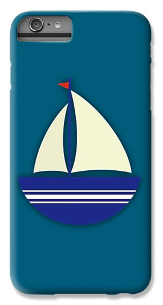 Nautical Collection IPhone 6 Plus Case by Marvin Blaine