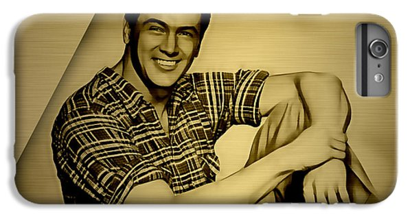 Rock Hudson Collection IPhone 6 Plus Case by Marvin Blaine