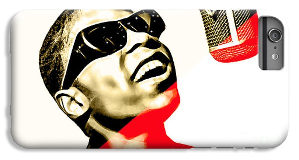 Stevie Wonder Collection IPhone 6 Plus Case by Marvin Blaine