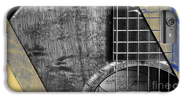Acoustic Guitar Collection IPhone 6 Plus Case by Marvin Blaine