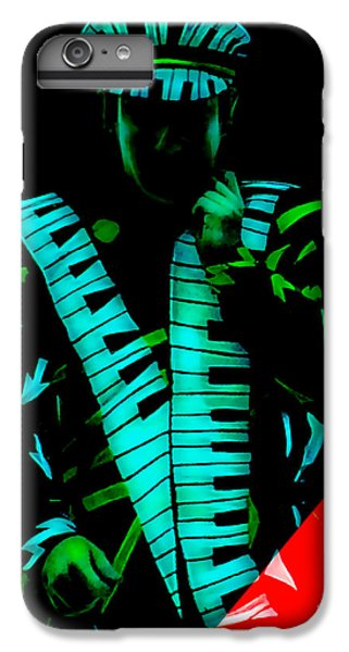 Elton John Collection IPhone 6 Plus Case by Marvin Blaine