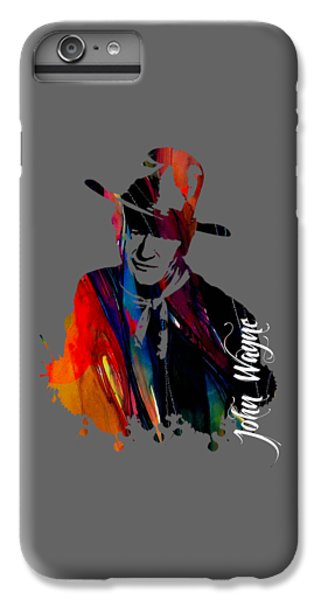 John Wayne Collection IPhone 6 Plus Case by Marvin Blaine