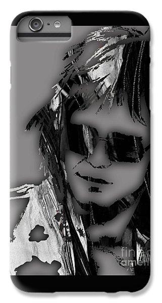 Elton John Collection IPhone 6 Plus Case by Marvin Blaine