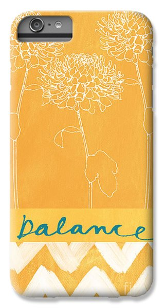 Balance IPhone 6 Plus Case by Linda Woods