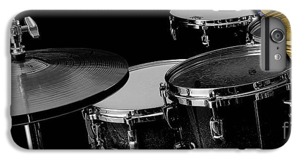 Drums Collection IPhone 6 Plus Case by Marvin Blaine