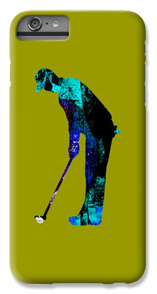 Golf Collection IPhone 6 Plus Case by Marvin Blaine