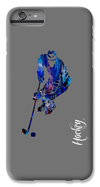Hockey Collection IPhone 6 Plus Case by Marvin Blaine