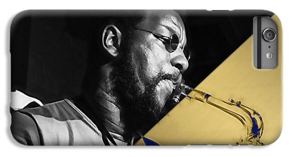 Ornette Coleman Collection IPhone 6 Plus Case by Marvin Blaine