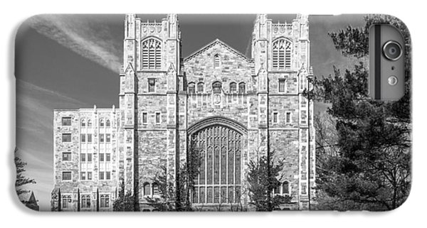 University Of Michigan Law Library IPhone 6 Plus Case by University Icons