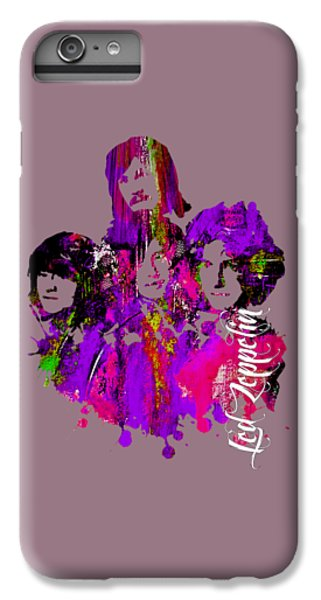 Led Zeppelin Collection IPhone 6 Plus Case by Marvin Blaine