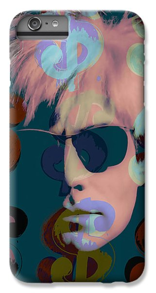 Andy Warhol Collection IPhone 6 Plus Case by Marvin Blaine