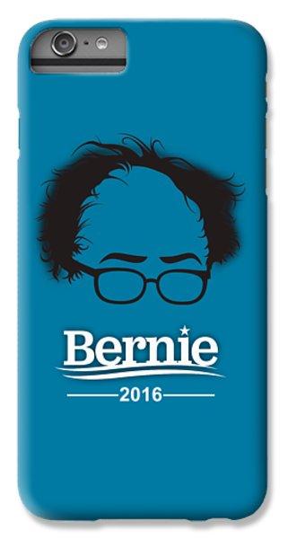 Bernie Sanders IPhone 6 Plus Case by Marvin Blaine