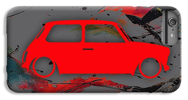 Austin Mini Cooper IPhone 6 Plus Case by Marvin Blaine