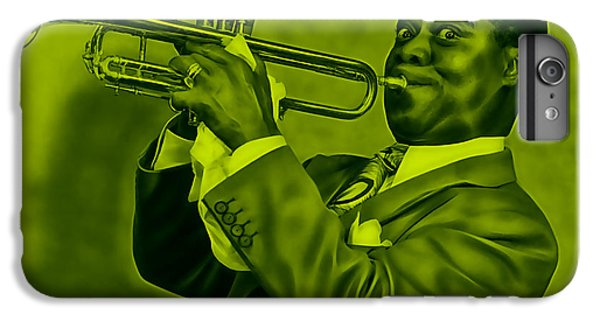 Louis Armstrong Collection IPhone 6 Plus Case by Marvin Blaine