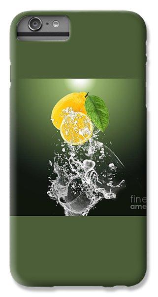 Lemon Splast IPhone 6 Plus Case by Marvin Blaine