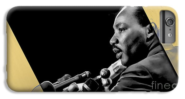 Martin Luther King Collection IPhone 6 Plus Case by Marvin Blaine