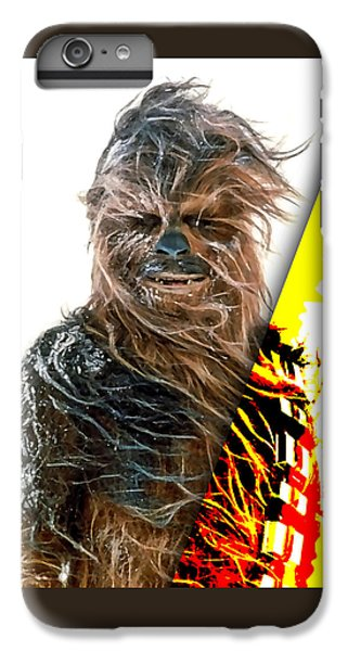 Star Wars Chewbacca Collection IPhone 6 Plus Case by Marvin Blaine