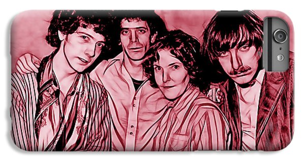 The Velvet Underground Collection IPhone 6 Plus Case by Marvin Blaine