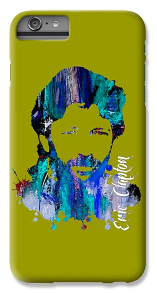 Eric Clapton Collection IPhone 6 Plus Case by Marvin Blaine