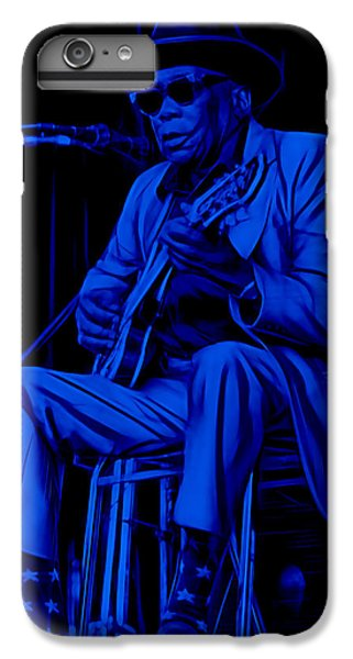 John Lee Hooker Collection IPhone 6 Plus Case by Marvin Blaine