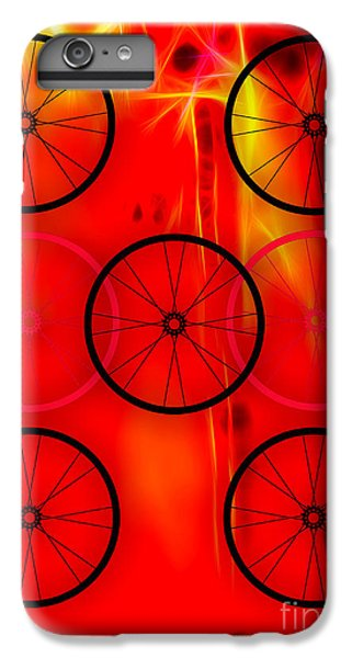 Bicycle Wheel Collection IPhone 6 Plus Case by Marvin Blaine