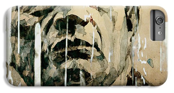 A Boy Named Sue IPhone 6 Plus Case by Paul Lovering