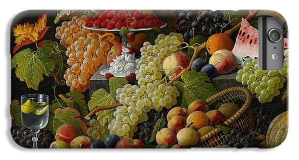Abundant Fruit IPhone 6 Plus Case by Severin Roesen