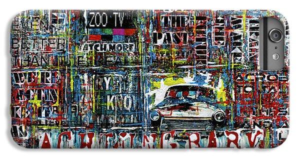 Achtung Baby IPhone 6 Plus Case by Frank Van Meurs