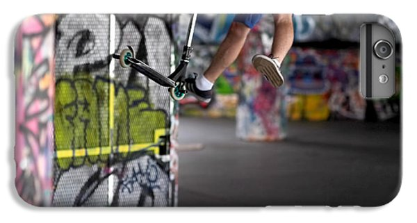 Airborne At Southbank IPhone 6 Plus Case by Rona Black