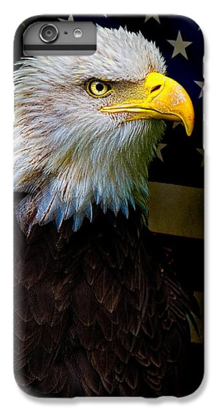 An American Icon IPhone 6 Plus Case by Chris Lord