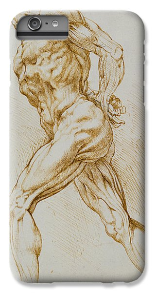 Anatomical Study IPhone 6 Plus Case by Rubens