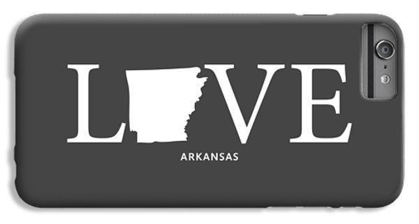 Ar Love IPhone 6 Plus Case by Nancy Ingersoll