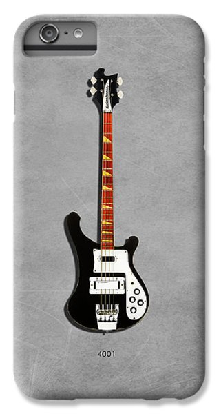 Rickenbacker 4001 1979 IPhone 6 Plus Case by Mark Rogan